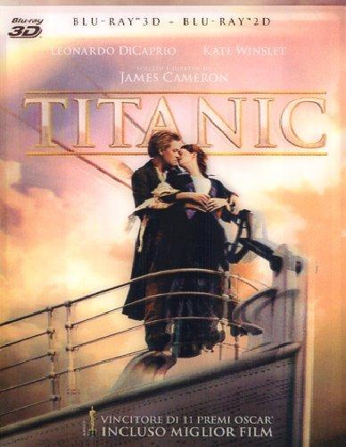 Titanic(2D+3D) [Italia] [Blu-ray]