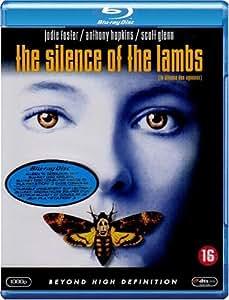 Le Silence des Agneaux [Blu-ray] [Import belge]