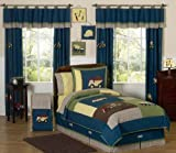 Construction Zone Childrens Bedding 4pc Twin Set