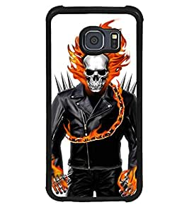 TOUCHNER (TN) Sentence Back Case Cover for Samsung Galaxy S6::Samsung Galaxy S6 G920