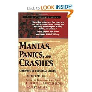 Manias, Panics, and Crashes - Charles Kindleberger
