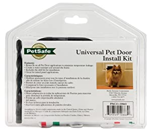 PetSafe Universal Pet Door Installation and Weather Proofing Kit