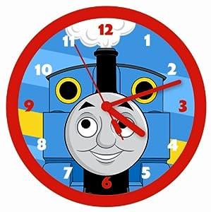 Thomas and Friends Rotating Eyes Wall Clock