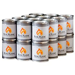 Real Flame® Premium Gel Fuel - 24 Pack