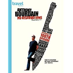Anthony Bourdain: No Reservations, Collection Six- Part Two