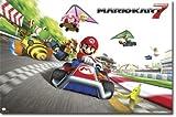 Nintendo MarioKart 7 Video Game Poster