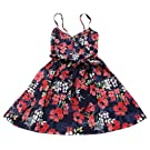 Brave Soul Girls Floral Design Summer Dress