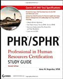 img - for PHR/SPHR: Professional in Human Resources Certification Study Guide book / textbook / text book