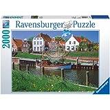 Ravensburger - Canal a Greetsiel, puzzle de 2000 piezas (16678 7)