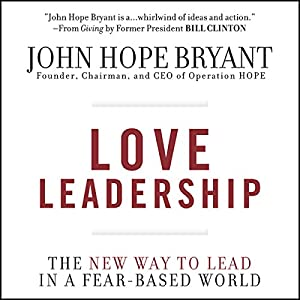 Love Leadership Audiobook