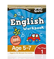 Bright Sparks Key Stage 1 English Workbook