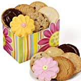 Floral Cookie Box