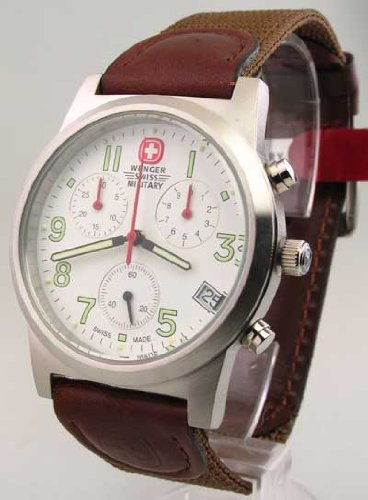 Victorinox Swiss Army Wenger watch Style # 72950