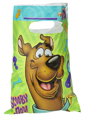 Scooby-Doo Mod Mystery Treat Bags Party Accessory