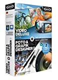 Software - MAGIX Video Deluxe 2014 + Foto und Grafik Designer 9