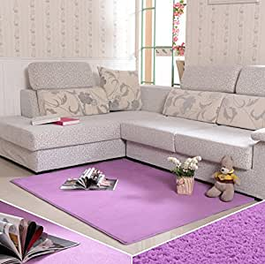 Amazon Cooperation Super Soft Modern Shag Area Rugs