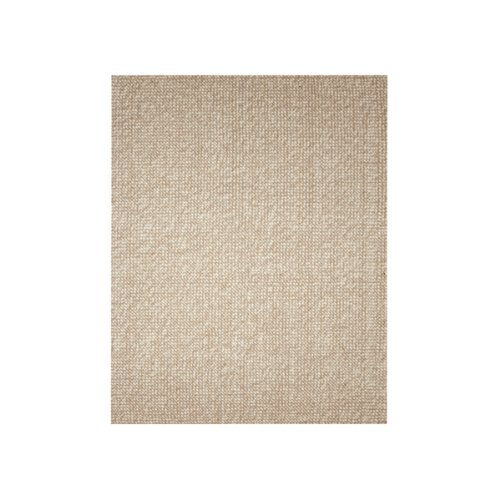 Anji Mountain Bamboo Chairmat & Rug Co. 3-Foot-by-5-Foot Zatar Jute and Wool Rug