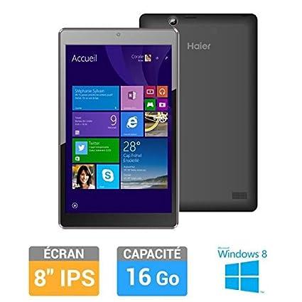 Tablette Tactile Windows HaierPad Mini 8`` 16Go