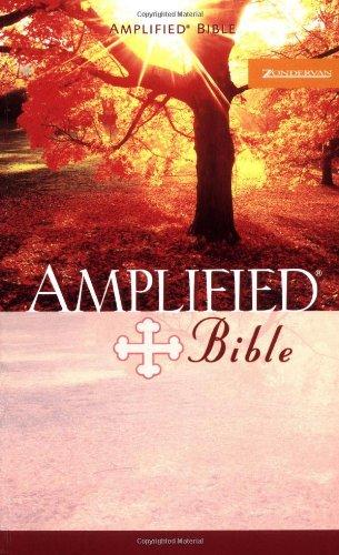 Amplified Mass Market Bible: Mass Market Edition