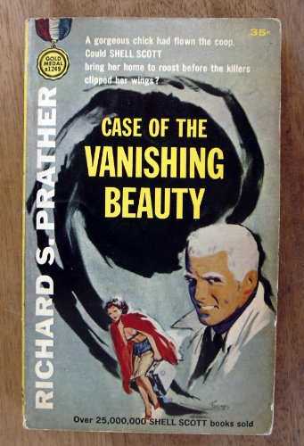 Richard S Prather – Shell Scott – The Case Of The Vanishing Beauty