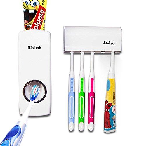 distributeur-de-dentifrice-automatique-et-porte-a-brosses-a-dents-pour-ensemble-de-la-famille