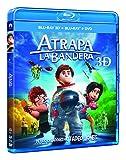 Atrapa La Bandera - Superset (DVD + BD + BD 3D) [Blu-ray]
