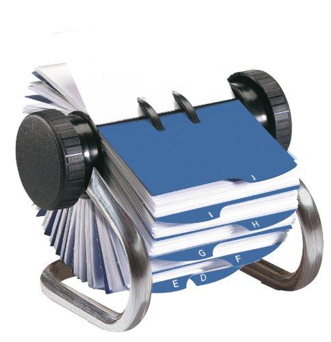rolodex-chrome-rotary-business-card-file