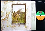 Led Zeppelin IV (German pressing vinyl LP)