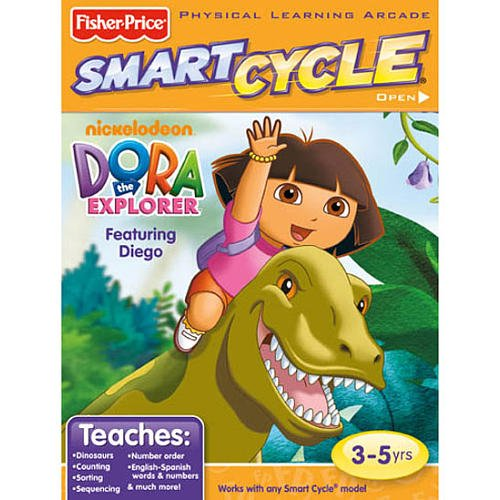 Smart Cycle Software - Dora The Explorer front-92847