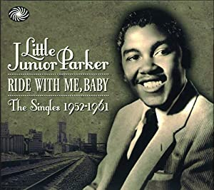 Ride With Me Baby: the Singles 1952-61