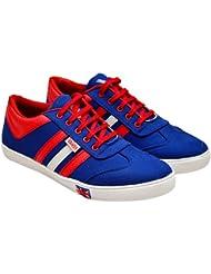 alphabet print lace ups blue gift shoes best deals with