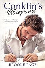Conklin's Blueprints (#1 Conklin's Contemporary Romance Trilogy) (Conklin's Trilogy)