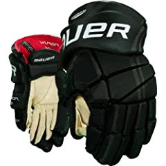 Buy Bauer Vapor 3.0 Junior Hockey Gloves by Bauer