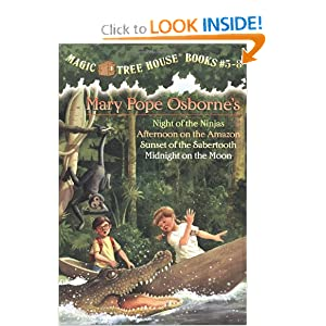 magic tree house sunset of the sabertooth book report