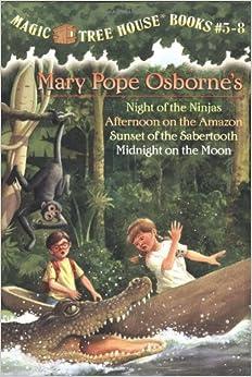 Amazon com: Customer Reviews: Sunset of the Sabertooth (Magic Tree