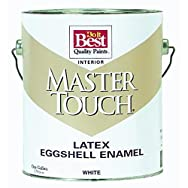 Master Touch Latex Eggshell Interior Wall Paint-INT EGG ANTQ WHITE PAINT