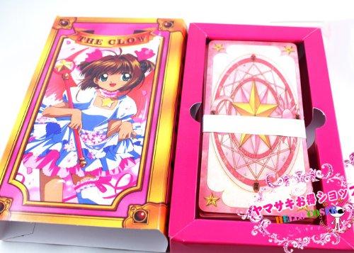 コスプレ小物・道具/カードキャプターさくら 木之本桜 クロウカード 55枚カード