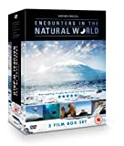 Werner Herzog - Encounters in the Natural World Boxset (includes Encounters at the end of the world, Grizzly Man, White Diamond, La Soufriere & Flying Doctors of East Africa) [DVD]