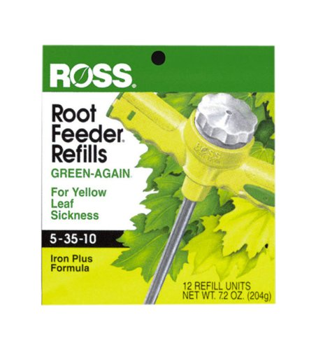 Ross Green Again/Iron Formula Root Feeder Refills 12-Pack 13530