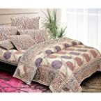 Expressions Shubh Double Bed Sheets(001)