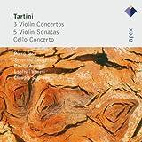 3 Violin Concertos & 5 Sonatas