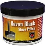 MEECO'S RED DEVIL 402 Stove Paste, Black