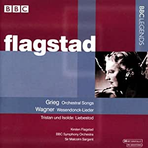 Orchestral Songs; Wesendonck L