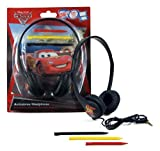 Disney Pixar Cars 2 Headset and Stylus Pack (Nintendo 3DS/Dsi XL/DSi/DS Lite)