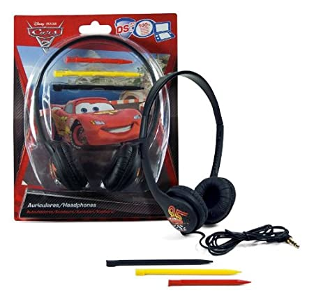 Disney Pixar Cars 2 Headset and Stylus Pack
