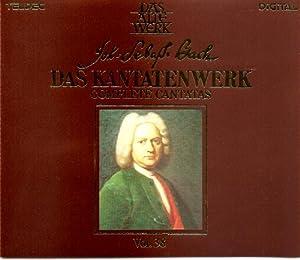 Bach: Cantatas, 1st ed Vol 38 (BWV 157-159, 161-163) /Harnoncourt [IMPORT]