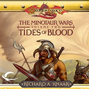 Tides of Blood: Dragonlance: Minotaur Wars, Book 2 | [Richard A Knaak]