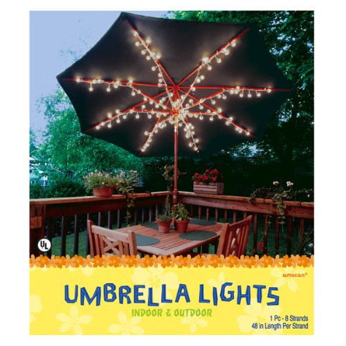 Grasslands Road Umbrella Lights, 1-Piece