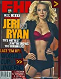 FHM, December 2006 Issue