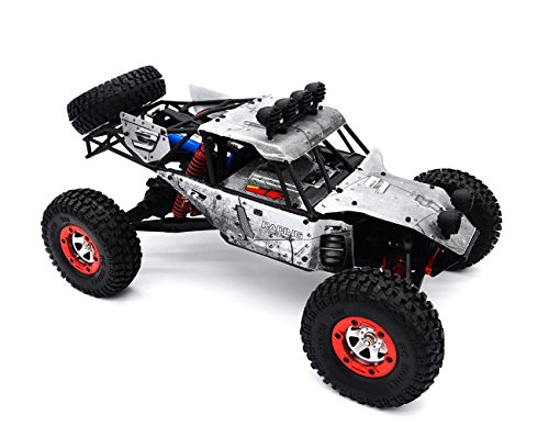Zerospace Keliwow EAGLE-3 1:12 Full Scale 4WD 2.4G Off Road Car Desert Buggy RTR with 5 More Free R Pins Gray (Rc Trucks 4x4 Waterproof compare prices)
